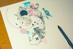 [In progress II] by KarmaLizzard.deviantart.com on @deviantART