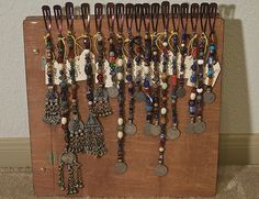 Pirate Hair Jewels assortment by CrystalKittyCat, via Flickr