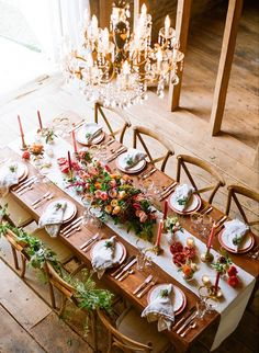 Rustic Glam Barn Reception | Jodi Miller Photography | See More! http://heyweddinglady.com/secrets-of-event-lighting-theres-no-such-thing-as-too-many-chandeliers/
