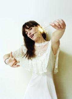 Feist sparks