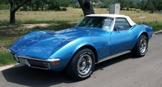 '71 Corvette Stingray....Yes I will own another Vette...New or old, I don't know yet!