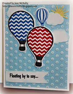 The Stamps of Life Hot4balloons