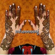 Mehndi Desgin, Bridal Mehndi Designs, Henna Designs, Tattoo Designs, Beautiful Mehndi Design, Arabic Henna, Mehendi, Fingerless Gloves, Arm Warmers
