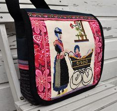 New bag in old Dutch style