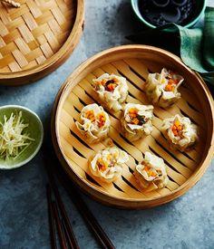 Siu mai recipe, Tony Tan :: Gourmet Traveller