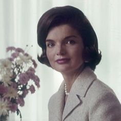 Mrs Kennedy 1950s. by jacquelineclass