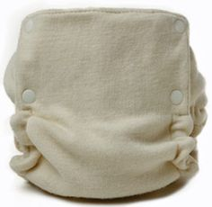 Babee Greens Organic Merino Wool Diaper Covers  Wool and fitted? I'm in! Sounds like these are best for daytime use though...leaky tops.