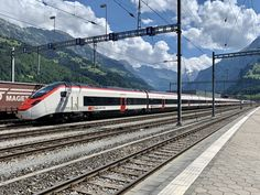 Switzerland, Trains, Electric, The Unit, World, Train, Italy, Pictures, The World