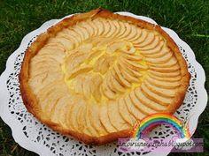 Arco-íris na Cozinha: Tarte de Maçã da Mamã Quiches, Fun Desserts, Apple Pie, Sweet Recipes, Catering, Cheesecake, Deserts, Food And Drink, Favorite Recipes