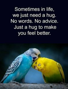 Hug Quotes, Text Quotes, Words Quotes, Quotes To Live By, Life Quotes, Sayings, Friend Quotes, Good Morning Hug, Hug Images