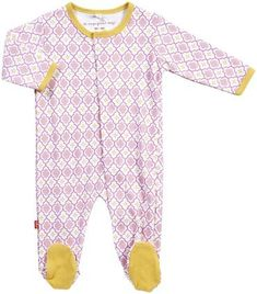 Magnificent Baby Footie  Girls Marrakesh9M >>> See this great product. (This is an affiliate link) #BabyGirlFootiesandRompers