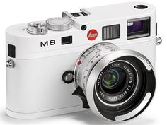 Leica M8 Special Edition White