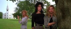 Film Fridays: The Witches of Eastwick dir. George Miller || 1987