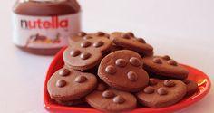 Bolacha de Nutella