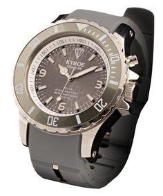 Kyboe Slate Gray - sleek and classic watch $329.98