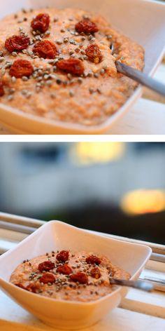 Kermainen ja terveellinen porkkanakakku-puuro // resepti täältä  http://thegoodmorning.indiedays.com/2014/11/28/porkkanakakku-puuro-ja-oodi-pimeydelle/