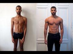 Como ganar masa muscular rapidamente con Excelentes ejercicios en casa, funciona!! - YouTube