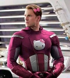 Hollywood Best Actor Chris Evans outfit from the movie captain America now available in our store. Shop now Captain America Chris Evans Steve Rogers Jacket at Best Price. Hello Kitty Outfit, Hello Kitty Clothes, Pink Hello Kitty, Kitty Kitty, Chris Evans, Phil Coulson, Nick Fury, Steve Rogers, Tony Stark