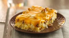 Overnight Tex-Mex Egg Bake recipe: Spice up your breakfast menus by serving an egg casserole featuring spicy sausage, green chiles and salsa. Make Ahead Breakfast, Breakfast Dishes, Breakfast Recipes, Breakfast Ideas, Brunch Ideas, Mexican Breakfast, Chorizo Breakfast, Breakfast Cupcakes, Country Breakfast
