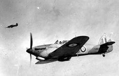 Les avions de la Seconde Guerre Mondiale - Hawker Hurricane