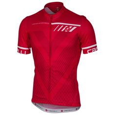 Attractive print jersey with classic features! This cycling jersey is ideal for cycling training or your weekend tour with friends. made from highly breathable, elastic ProSecco Strada material with perfect moisture management...