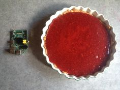 Cooking a Raspberry Pie with a Raspberry Pi