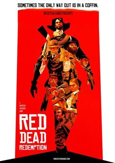 Red Dead Redemption (Video Game 2010)