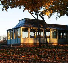 Summerhouse by HSP Garden Landscaping, Bespoke, Gazebo, Outdoor Structures, Landscape, Gardening, Front Yard Landscaping, Taylormade, Kiosk