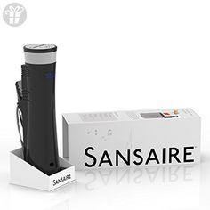 Sansaire Sous Vide Immersion Circulator 110v, Black (*Amazon Partner-Link)