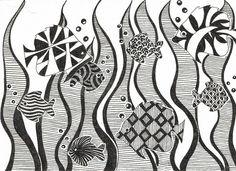 Something Fishy doodle