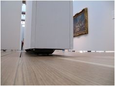 The Kimbell Art Museum Adds Another Masterpiece to its Collection Freestanding Room Divider, Movable Walls, Tv Set Design, Concrete Light, Sliding Wall, Glazed Walls, Museum Displays, Space Gallery, Museum Of Modern Art