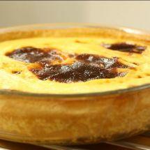 Ma recette du jour : Flan pâtissier sur Recettes.net