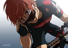 Yowamushi Pedal Hayato Shinkai Sunglasses Bicycle