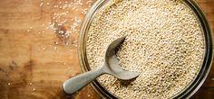 #FridayFive – fünf glutenfreie Getreide-Alternativen  Gluten? Nein, danke! Als Alternative zu Pasta, zum Backen oder im Bier: Glutenfreie Getreide und Pseudogetreide lassen sich in der Küche vielseitig einsetzen. Wir stellen euch Amaranth, Teff & Co. vor!
