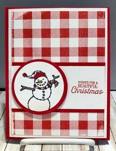 Spirited Snowmen by Stampin Up | Stamping With Tamie | Bloglovin'