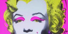 Andy Warhol Forever e Simone DAuria Freedom www. Milano Design Week .org
