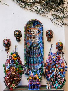 #MexicanArt #Skull #Dead #Muertos