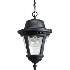 Progress Lighting P5530-31 Westport 1-Lt. Outdoor Pendant