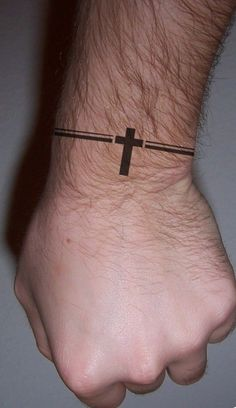 Cross Tattoos for Men | Get New Tattoos for 2015 Designs and Ideas from Latest Tattoos