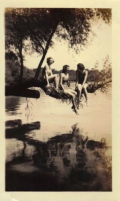 sepia, vintage 1930  private collection