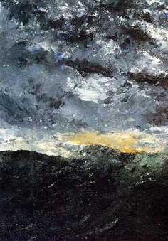 August Strindberg, Vågen