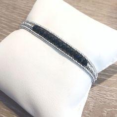 Sapphire Birthstone Bracelet Set 3 Individual Beaded | Etsy