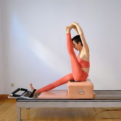 Action, Pinterest Projects, Blue Dog, Pilates Reformer, Studio, Peach, Photoshoot, Yoga, Gym