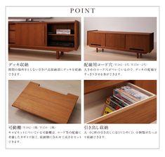 北欧テレビボード|北欧インテリア家具通販Sotao Credenza, Bookshelves, Magazine Rack, Cabinet, Storage, Furniture, Yahoo, Home Decor, Products