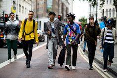 Street Style: The Top 110 Men's Looks of 2015 Photos   W Magazine