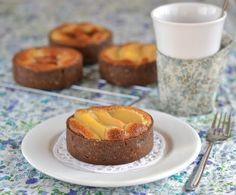 mushitza: Quince Frangipane Tartlets