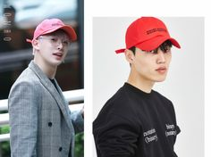* Wonho *  Cap: http://offmonday.com/product/detail.html?product_no=422&cate_no=98&display_group=1