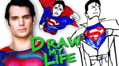 DRAW MY LIFE - Superman Man of Steel