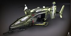 This is a concept art creation of the Falcon-Delta aircraft used in the Halo Reach video game. This image has been digitally created and shows high amounts of detail displaying its functionality. Star Wars Vehicles, Army Vehicles, Drones, Unsc Halo, Halo Ships, Armadura Ninja, Halo Game, Luxury Private Jets, Halo Reach
