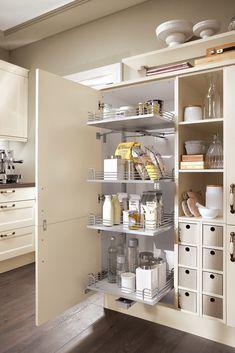 Vorratsschrank küche ikea  Mehr Ordnung in der Küche - Vorratsschrank organisieren | Home Sweet ...